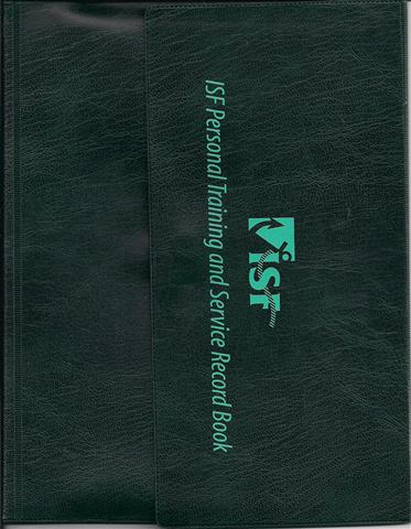 ISF Personal Training and Service Record Book.jpg