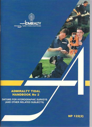 NP 122(2) ADMIRALTY TIDAL HANDBOOK No 2 DATUMS FOR HYDROGRAPHIC  SURVEYS (AND OTHER RELATED SUBJECTS).jpg