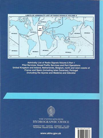 NP 286(1) ALRS Vol 6(1) PILOT SERVICES, VESSEL TRAFFIC SERVICES AND PORT OPERATONS United Kingdom and Europe (excluding Arctic, Baltic and Mediterranean coasts).jpg