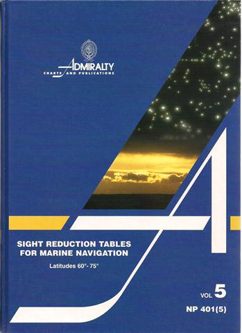NP 401(5) SIGTH REDUCTION TABLES FOR MARINE NAVIGATION.jpg