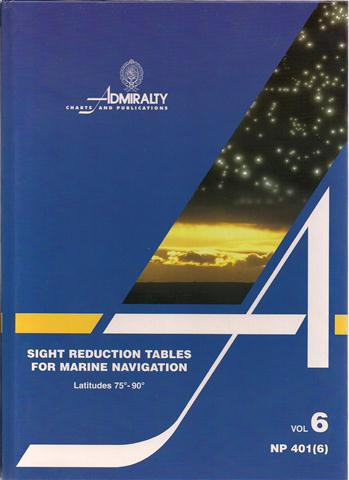 NP 401(6) SIGHT REDUCTION TABLES FOR MARINE NAVIGATION.jpg
