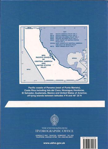 NP 8 ASD PACIFIC COASTS OF CENTRAL AMERICA AND UNITED STATES PILOT.jpg